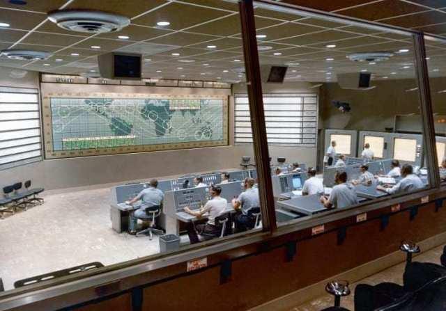 NASA-kontrol-centar