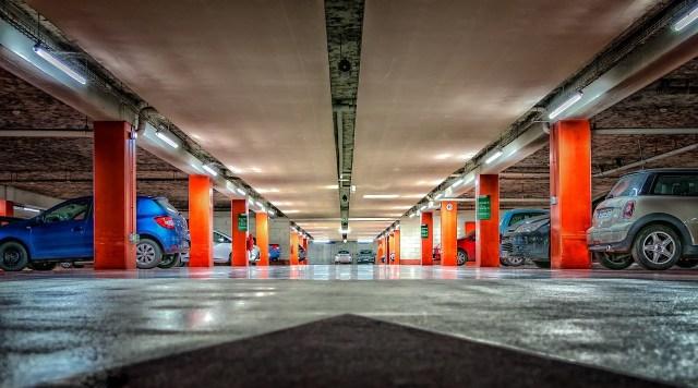 Podzemna Garaža