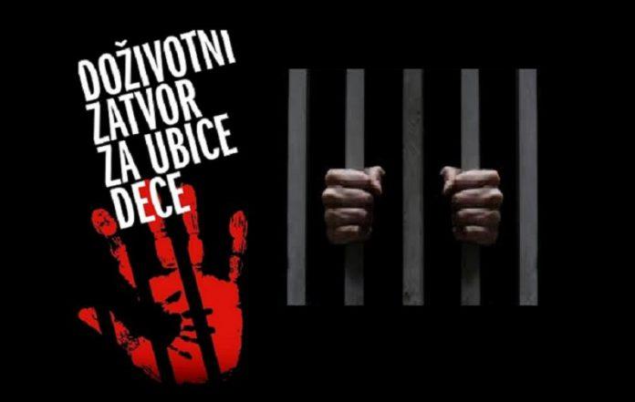 Doživotni Zatvor za Ubice Dece