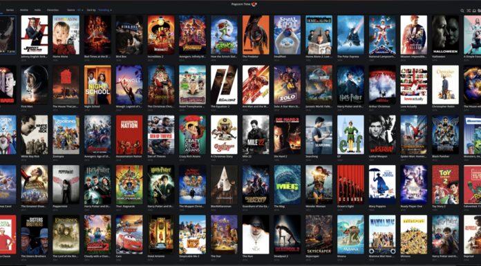 Popcorn Time - Aplikacija za BEsplatno Gledanje Filmova