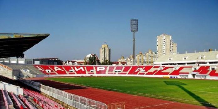 Stadion Radnički Niš