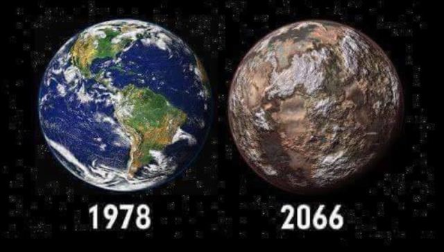 Planeta Zemlja - Ekološka Katastrofa