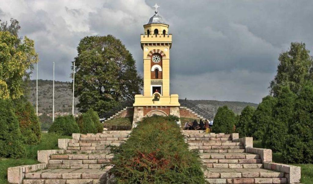 Spomenik Čegar: Foto: TON