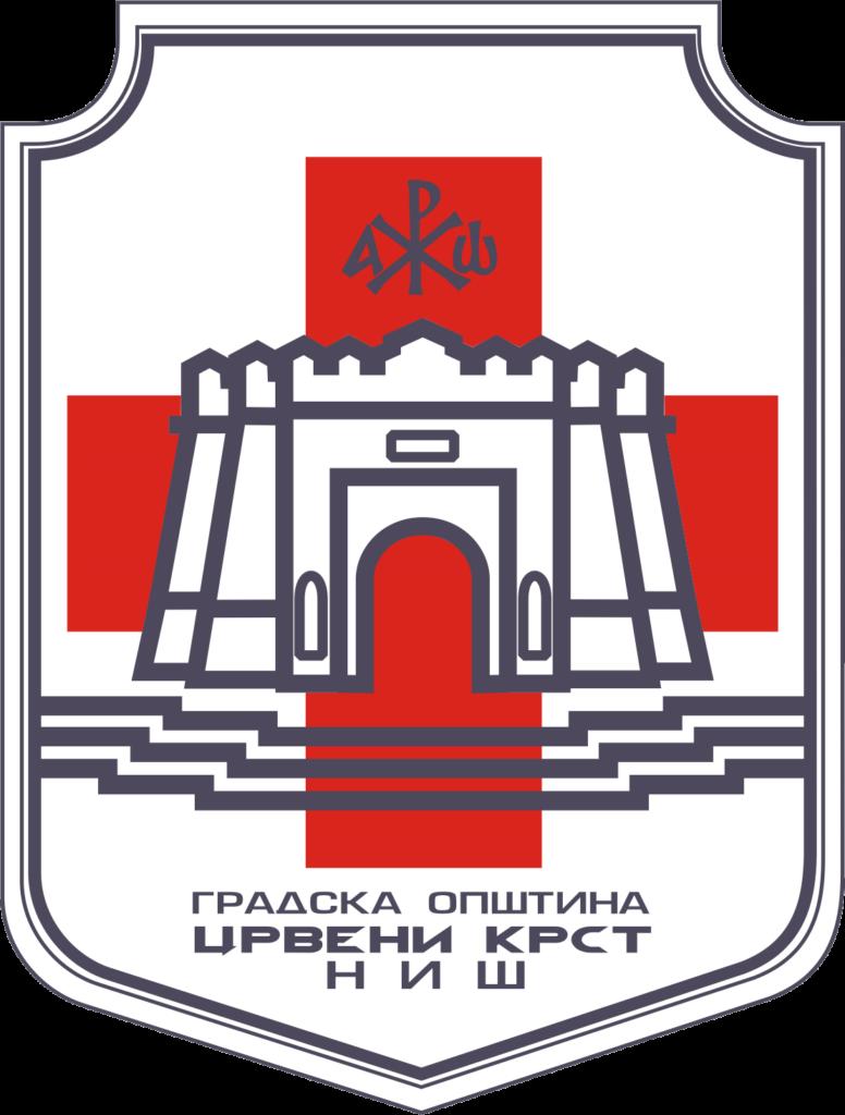 Crveni Krst Niš Logo