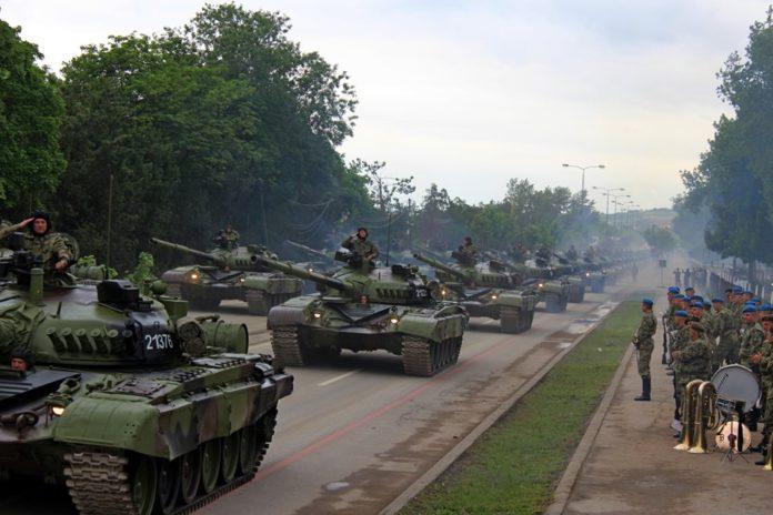 Prikaz sposobnosti Vojske Srbije i Ministarstva unutrašnjih poslova
