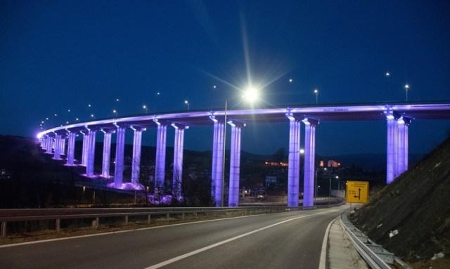 Koridiori Srbije Autoput Most