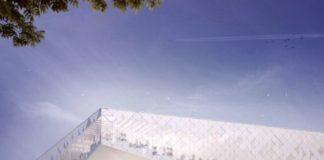 Planirani izgled tržnog centra u Nišu