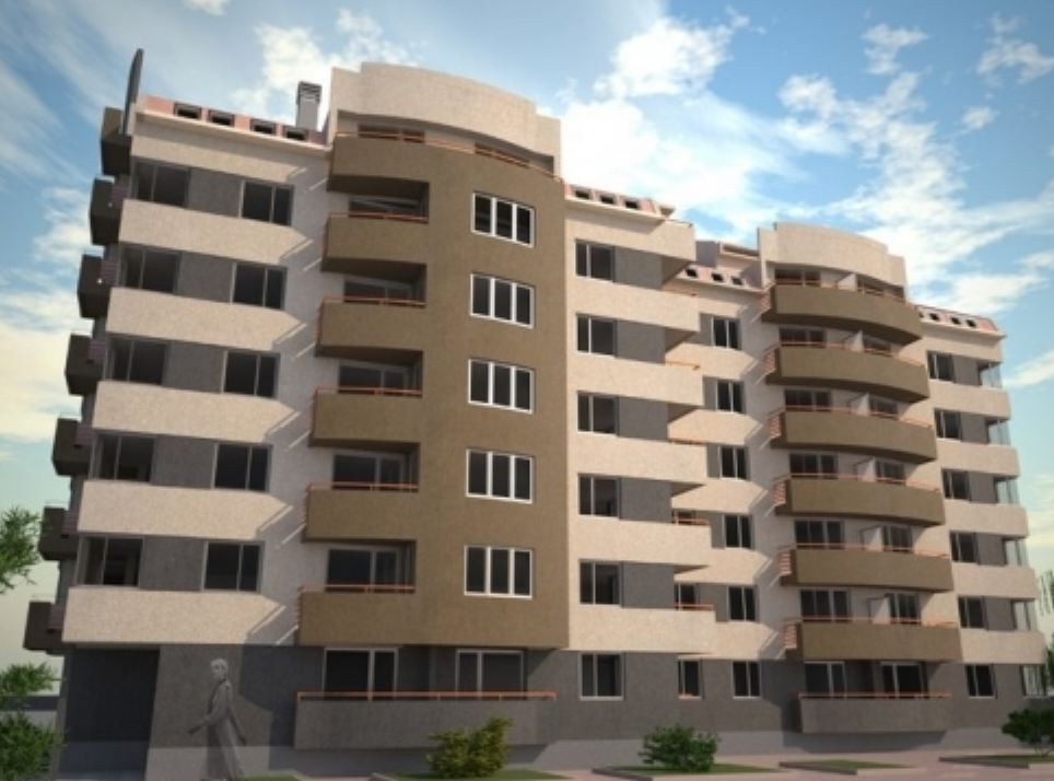 Grade se još tri zgrade u Majakovskog