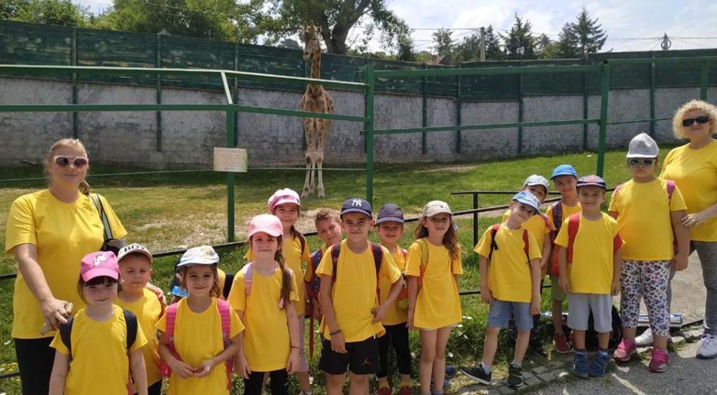 Mališani Pčelice bili na izletu u Jagodini, Grzi i na Kopaoniku