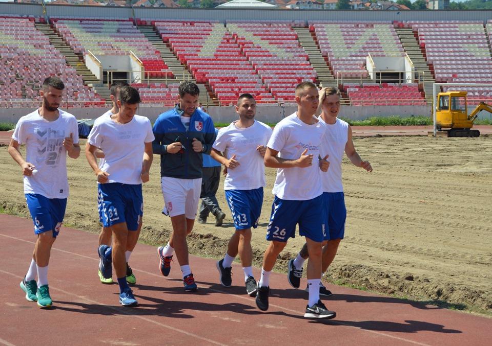 Prozivkom fudbalera i prvim treningom FK Radnički počeo je pripreme za predstojeću sezonu, 2019/2020, u kojoj ga očekuju izazovi u domaćem prvenstvu i kupu, kao i kvalifikacije za Ligu Evrope