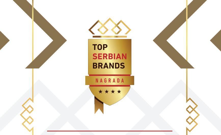 Građani Srbije su odabrali omiljene srpske brendove i kompanije za 2018. godinu.