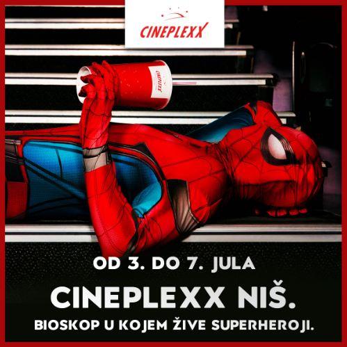 Cineplexx Niš Kuća u kojoj žive superheroji