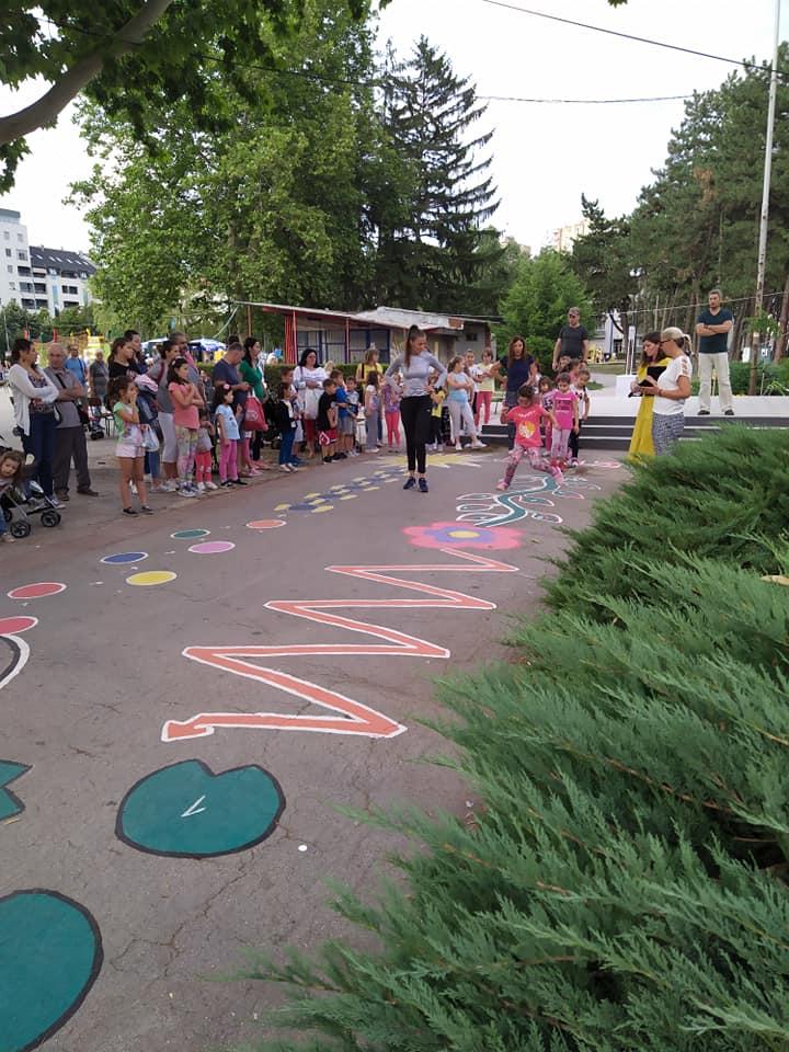 U Dečijem centru počele Letnje igre bez granica; Foto: Dečiji centar Niš