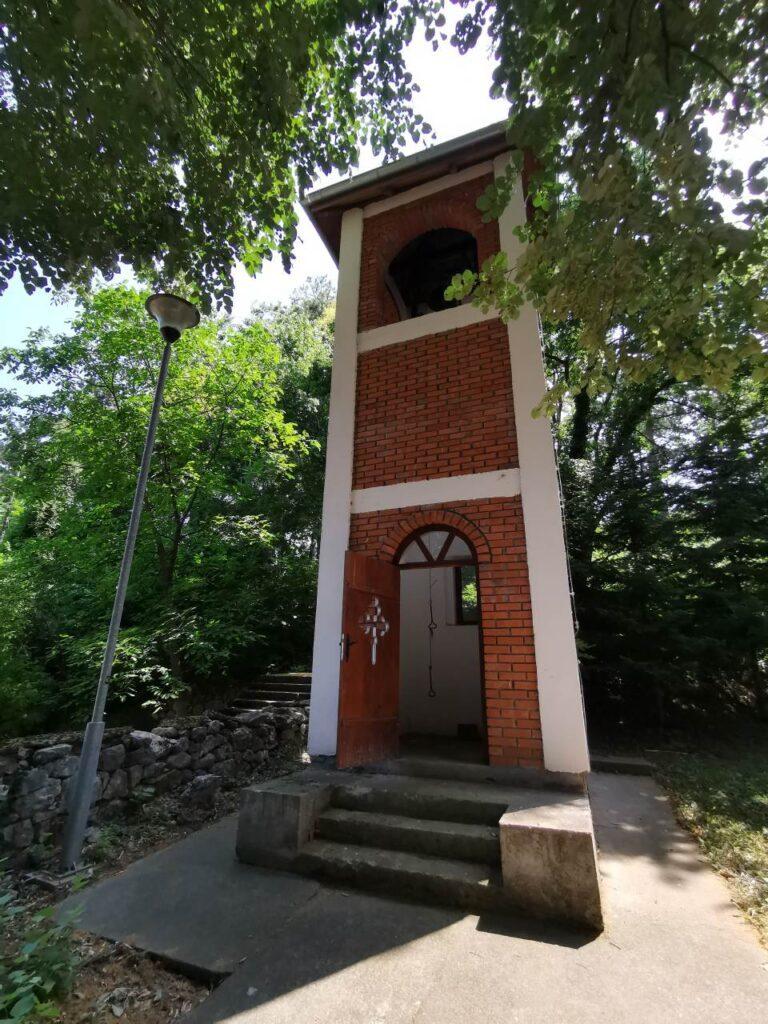 Renoviran deo zgrade Likovne kolonije u SićevuRenoviran deo zgrade Likovne kolonije u Sićevu