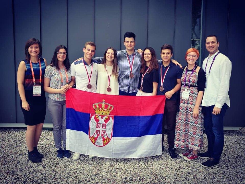 Mladi srpski fizičari treći na svetu; Foto: Turnir mladih fizičara (FB strana)