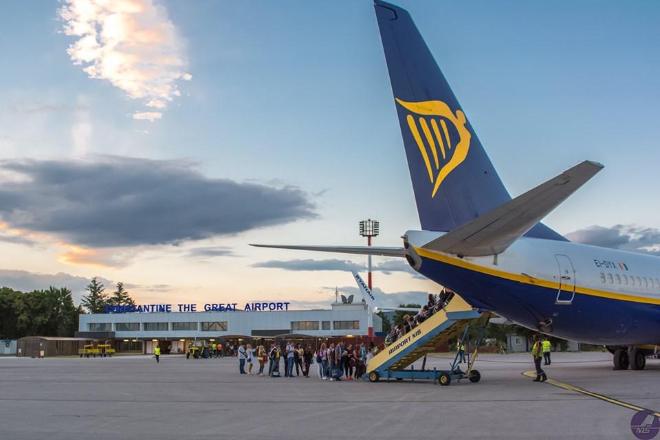 Letovi do Malte otpočeće od 8. novembra 2019. godine; Foto: Aerodrom Niš