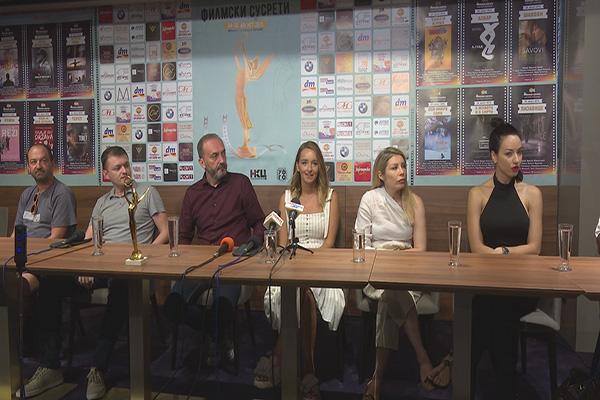 Glumac treće festivalske večeri Filmskih susreta u Nišu je Boris Milivojević, ali nije prisustvovao pres konferenciji