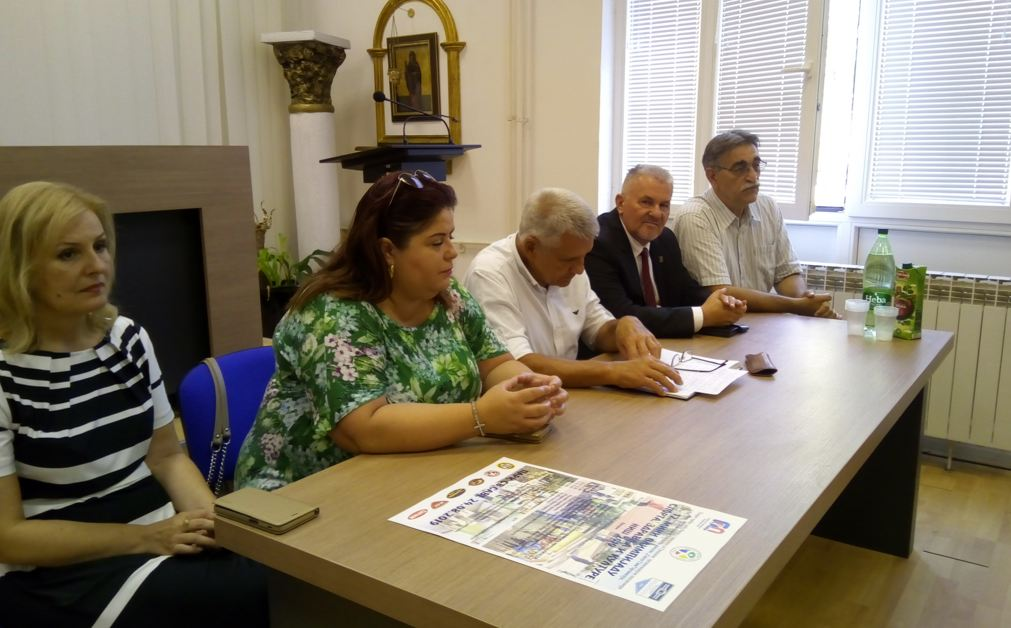 Konferencija za novinare, Foto: GO Medijana
