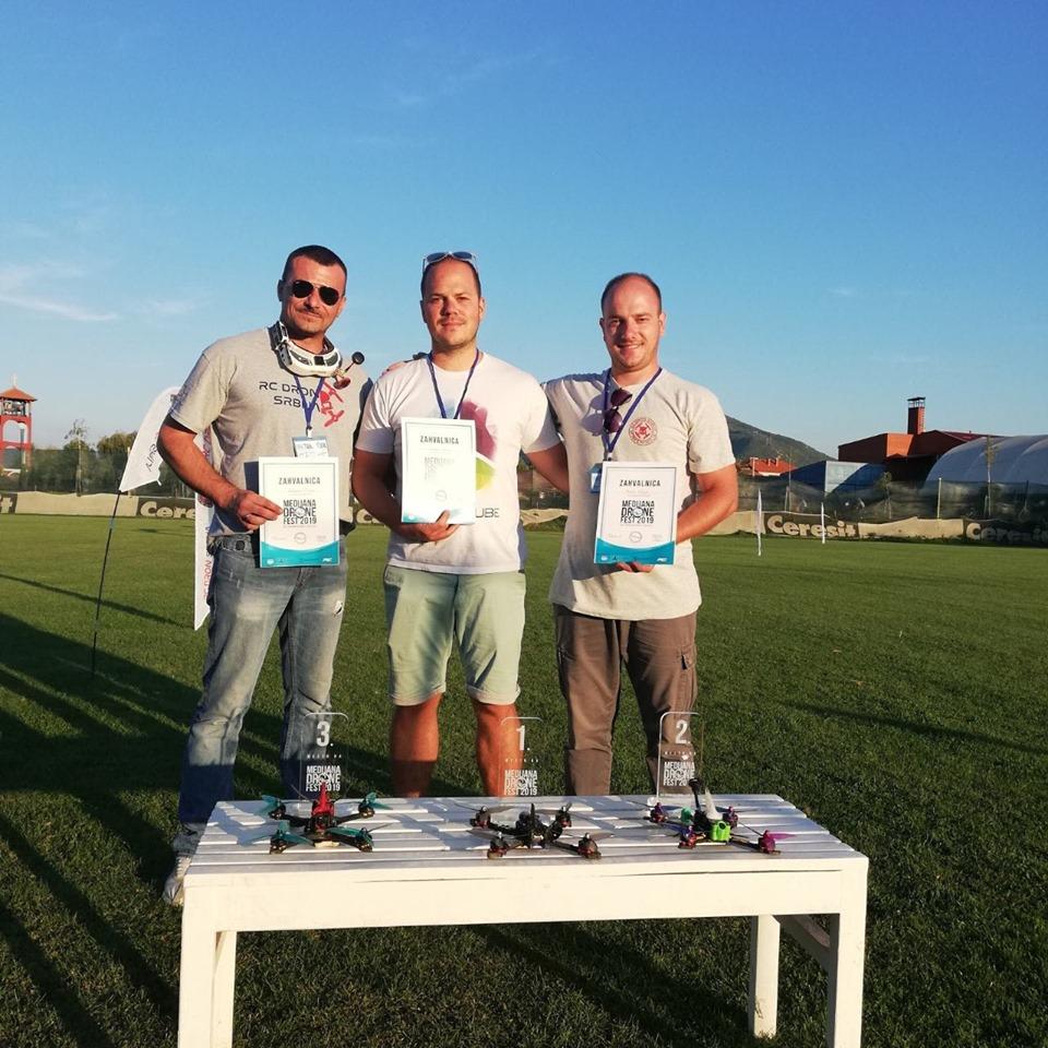 Medijana Dron Fest; Foto: GO Medijana, dronefest.rs