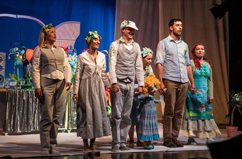 Pozorište lutaka Niš na Osmom međunarodnom festivalu lutkarstva u Podgorici