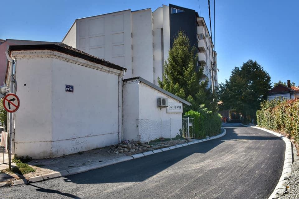 Rekonstrukcija bloka ulica iza Doma Vojske u Nišu