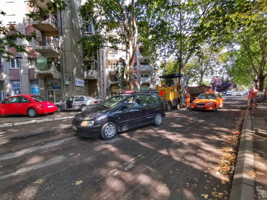Uskoro novi asfalt u Ulici Vojvode Mišića