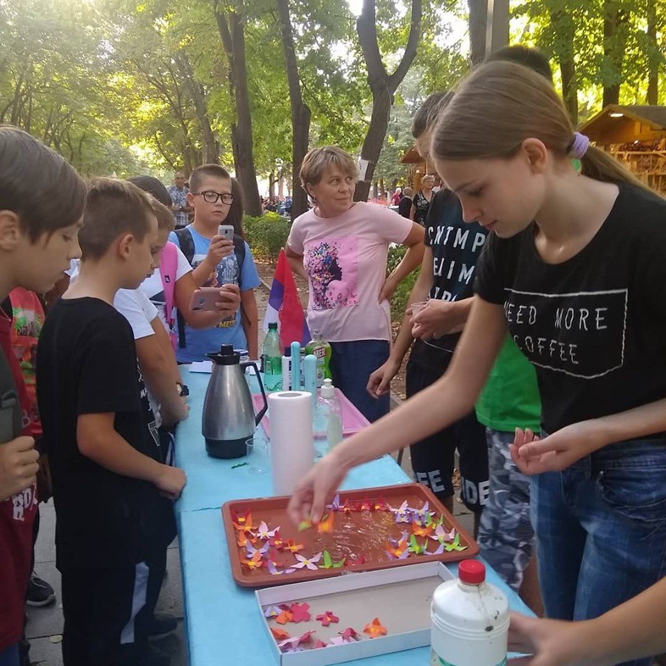 Naučno leto u Niškoj Banji; Foto: GO Niška Banja