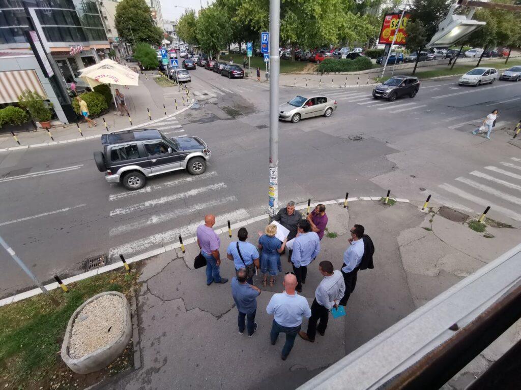 Proširenje Ulice Vojvode Mišića za jednu kolovoznu traku