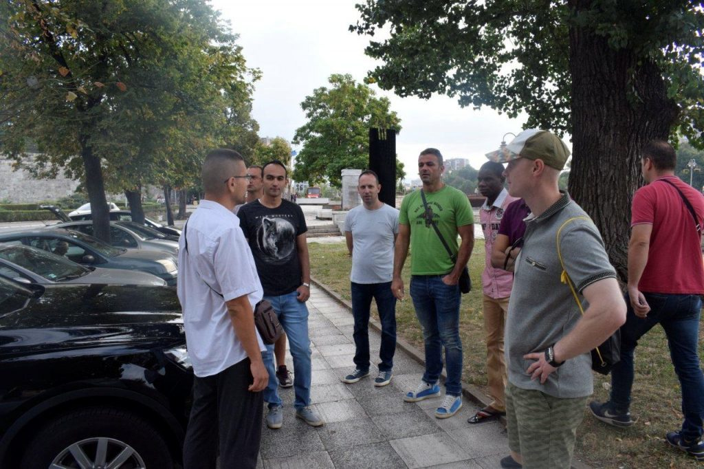 Gosti Vojske Srbije u obilasku Niša