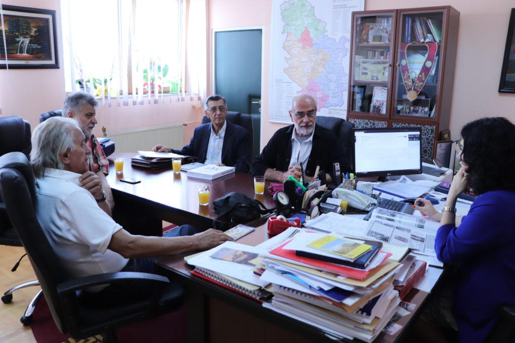 Prijem građana; Foto: Nišavski upravni okrug