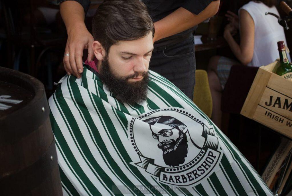 """""""Brkovi su IN"""", izbor naj brkova i naj brade; Foto: Radule Perišić"""