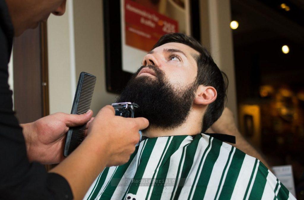 Humanitarno takmičenje za izbor naj brkova i naj brade u Nišu; Foto: Radule Perišić