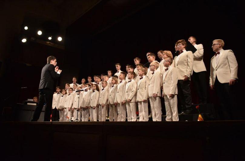 Kapela dečaka i mladića