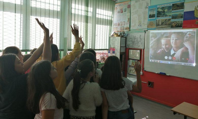 Ruski i srpski đaci preko Skajpa upoznaju jedni druge
