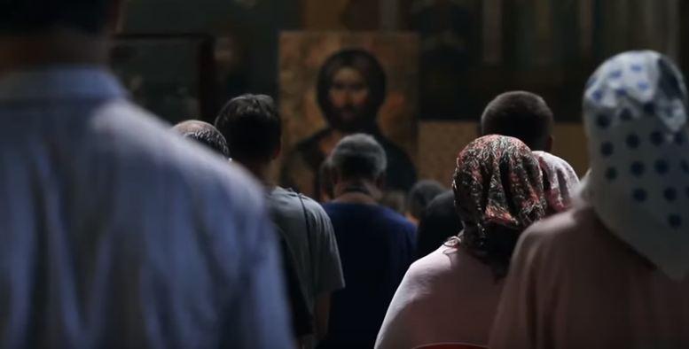 Crkva priprema rijaliti; Printscreen YouTube