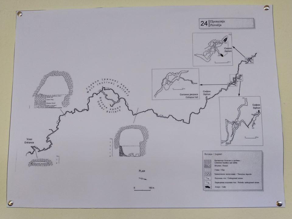 Međunarodna speleološka ekspedicija Cerjanska pećina 2019
