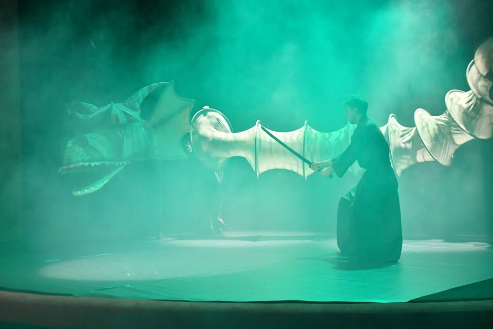 Legenda o Mesečevoj princezi; Foto: Pozorište lutaka Niš
