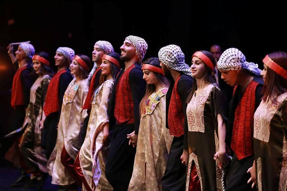 Koncert: Estqlal Dance Group