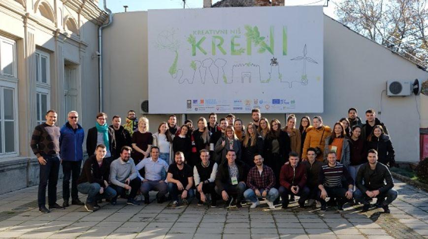 Završena 5. KreNI konferencija kreativnih industrija u Nišu