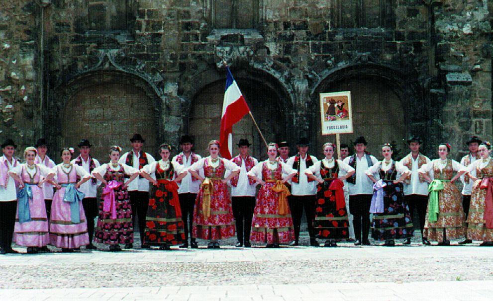 "Veliki koncert veterana i ansambla ""Oro"" u Nišu"