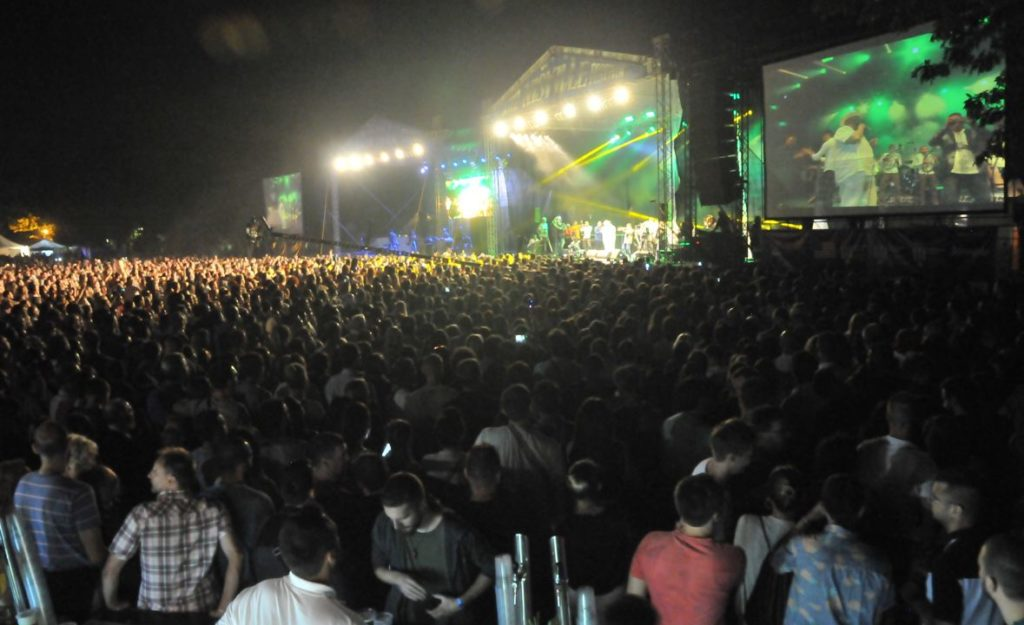 Jazz festival Nišville ; Foto: D.M. Car