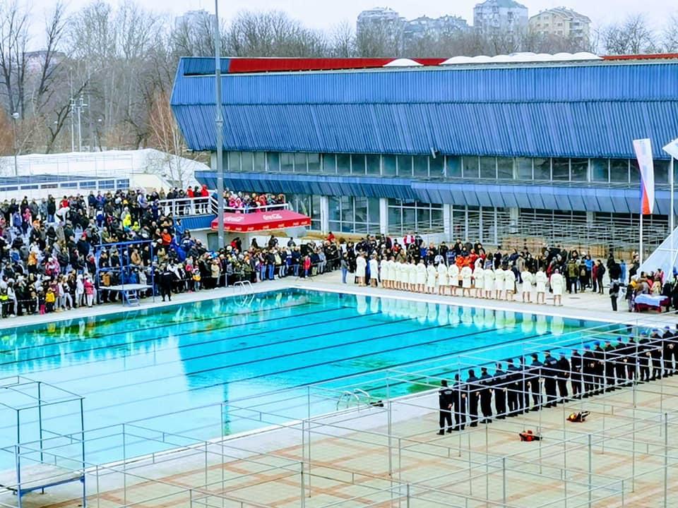 Andrija Petković, najbolji mladi sportista Niša 2019.godine pobednik je u plivanju za bojavljenski krst