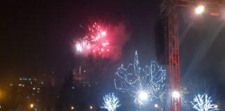 Doček pravoslavne Nove godine u Nišu; Foto: GO Medijana