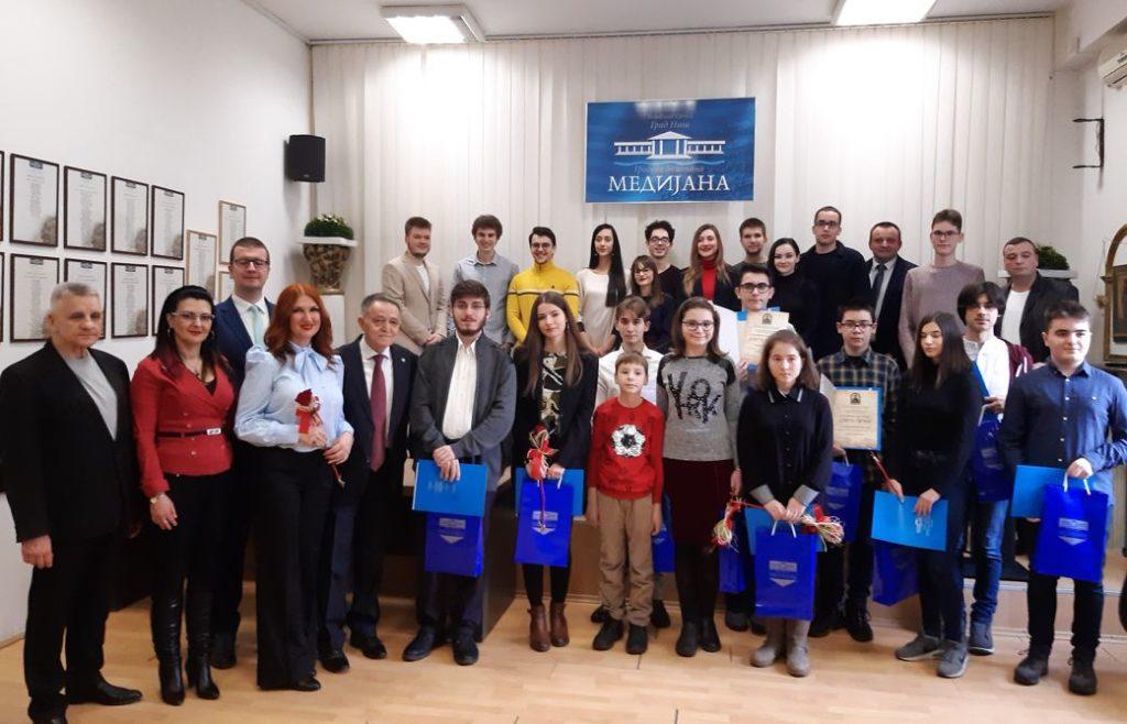 "Dodeljene stipendije i nagrade Komisije ""Sveta Petka"""