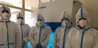 Nova COVID laboratorija u Nišu: Foto: D.M. KC Niš