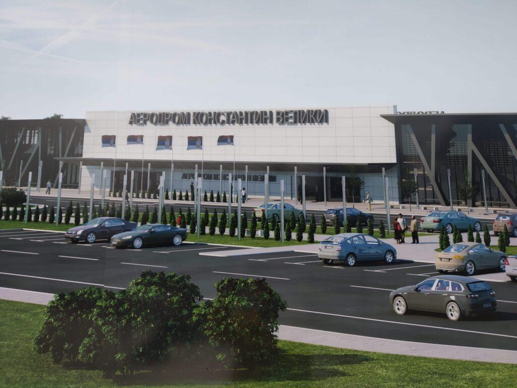 terminalna zgrada