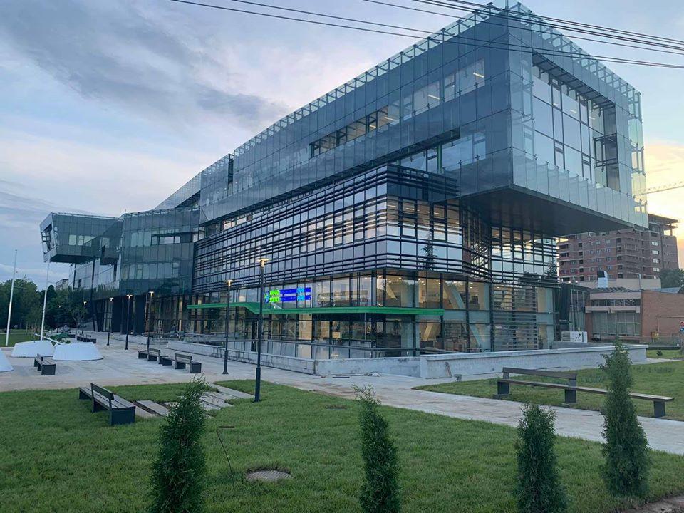 Naučno-tehnološki park u Nišu