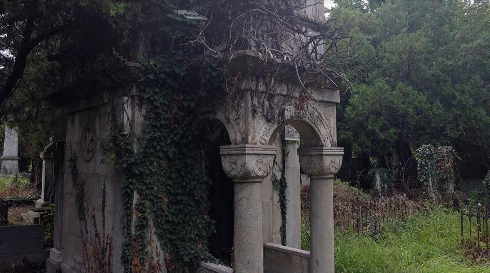 """Staro groblje, Niš; Foto: Jupiter""""s Rings Studios"""