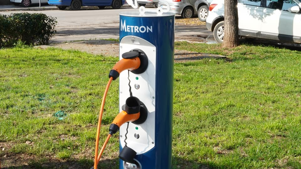 Grad Niš dobio je prvi punjač za električne automobile