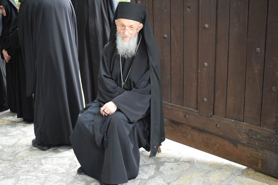 Otac Dionisije; Foto Eparhija niška